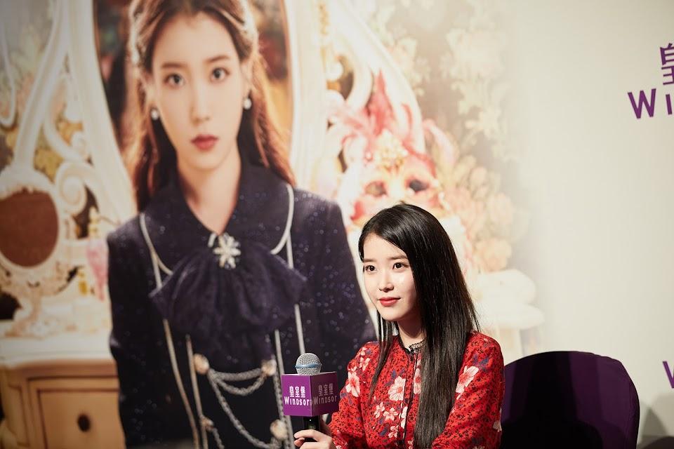 IU in Hong Kong 5