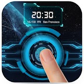 Fingerprint Lockscreen App (Prank)