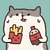 고양이 식탁 대표 아이콘 :: 게볼루션