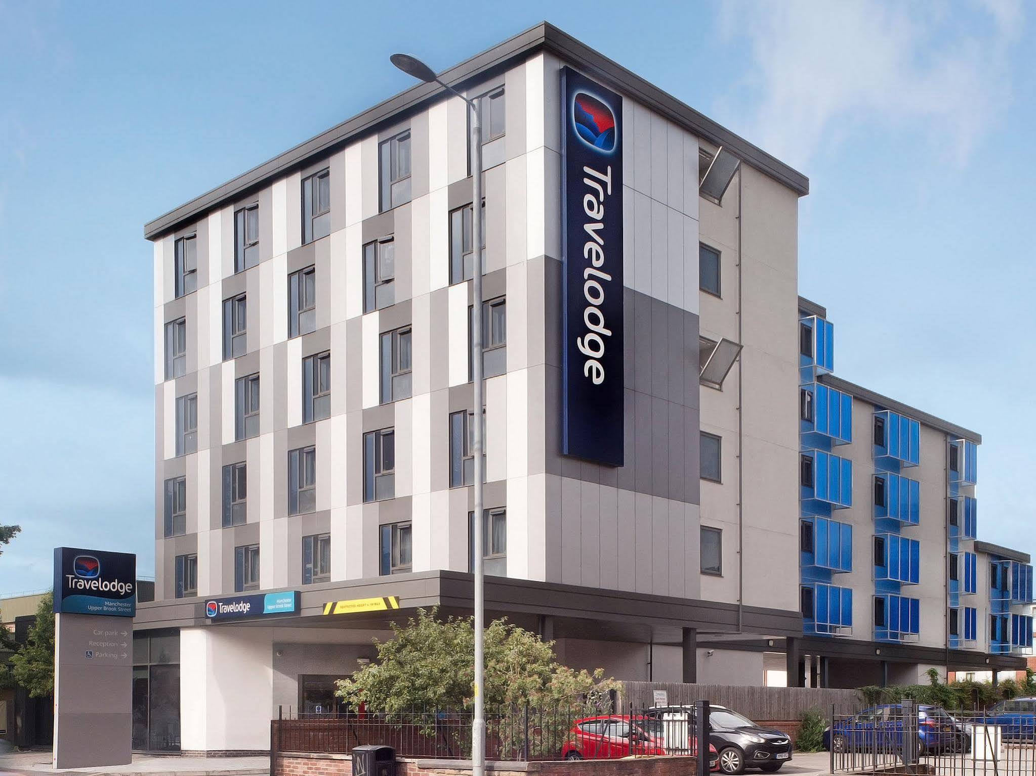 Travelodge Manchester Upper Brooks Street