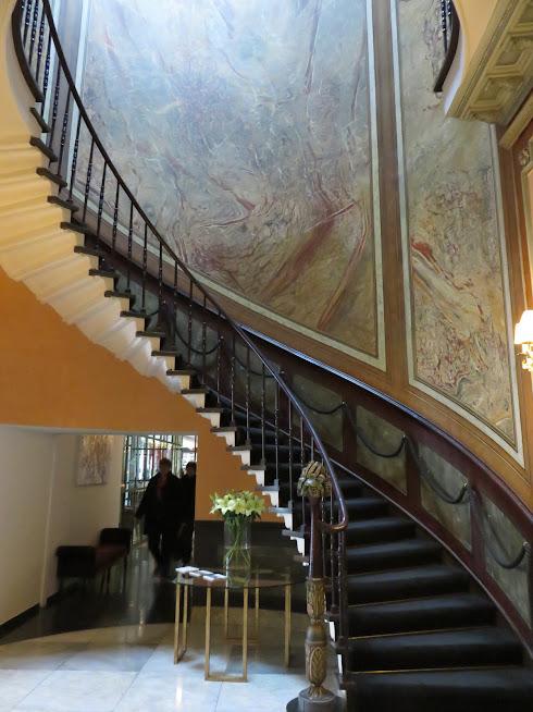 gang lobby grand hotel reylof gent