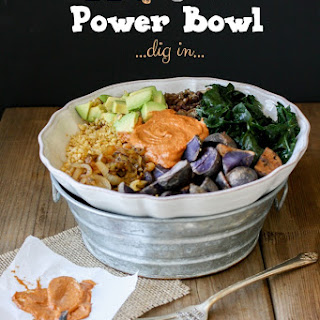 BBQ Tahini Power Bowl