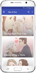 How To Kiss - náhled