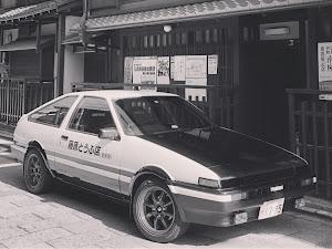 スプリンタートレノ AE86 AE86 GT-APEX 58年式のカスタム事例画像 lemoned_ae86さんの2018年08月08日16:59の投稿
