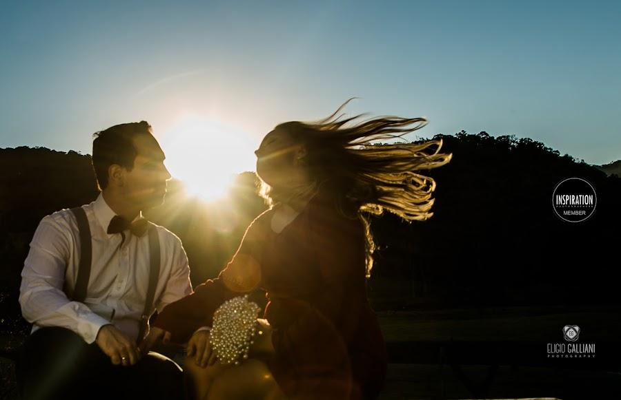 Fotógrafo de casamento Eligio Galliani (galliani). Foto de 01.10.2016
