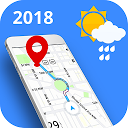 GPS Route Finder & Weather Maps, Live Str 2.6 APK 下载