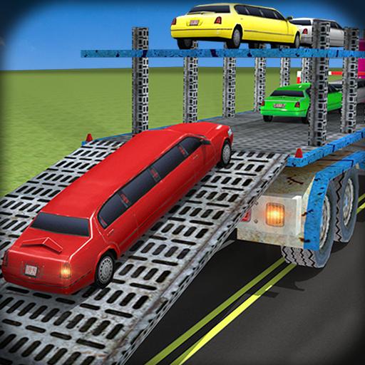 豪华轿车或汽车运输卡车3D 模擬 App LOGO-APP開箱王