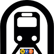 New York metro map in the highest quality