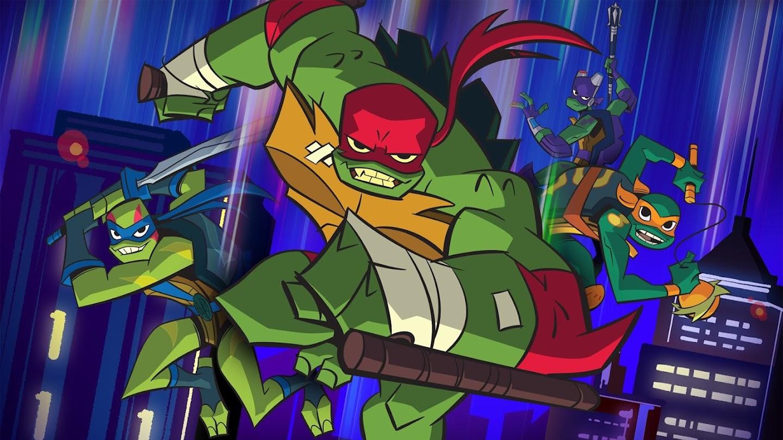 Watch Rise of the Teenage Mutant Ninja Turtles live