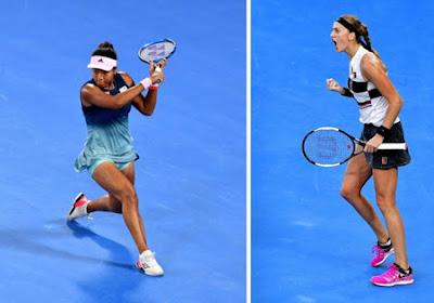 Une finale incroyable et une nouvelle reine pour la WTA!