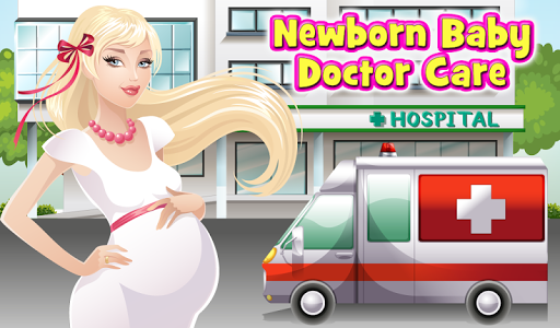 Newborn Baby Doctor Care Free