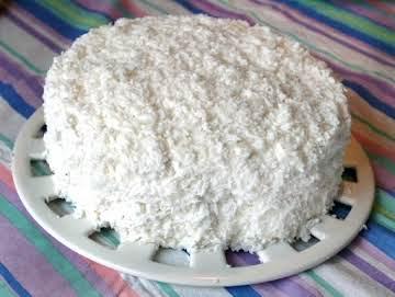 Original Rich's Coconut Cake (AJC Nov 22, 2018)