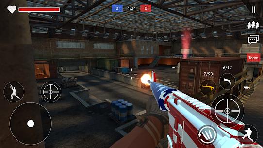 Gang Battle Arena MOD (Unlimited Ammo) 4