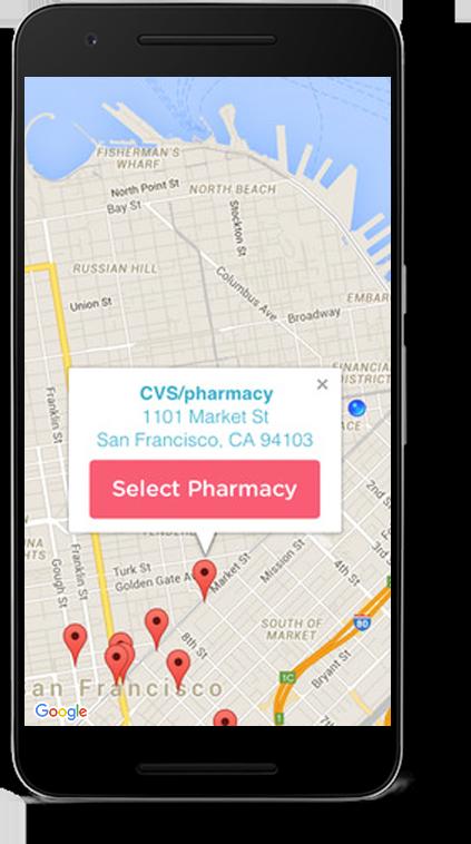 Infoxchange Google 지도 전화