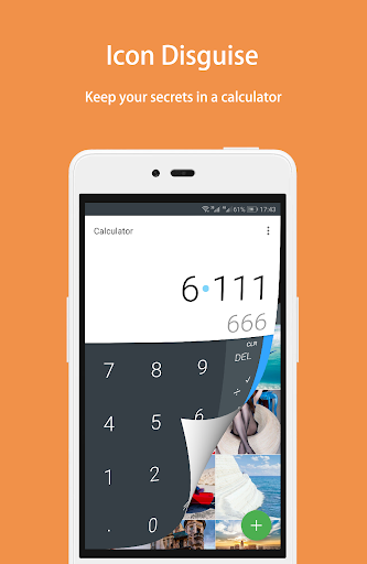 Calculator Vault - Hide Photos & Videos, Keep Safe 6.2.2 screenshots 1