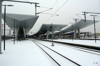 Photo: wien, neuer hauptbahnhof