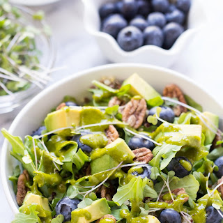 Blueberry Basil Vinaigrette Recipes