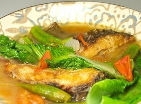 Sinigang Na Tilapia Sa Miso Soup Recipe