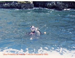 Photo: Pucusana 1993