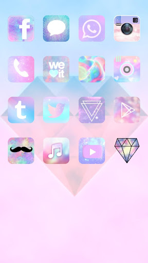 icon wallpaper dressup?CocoPPa screenshot 6