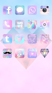 icon wallpaper dressup💞CocoPPa Screenshot