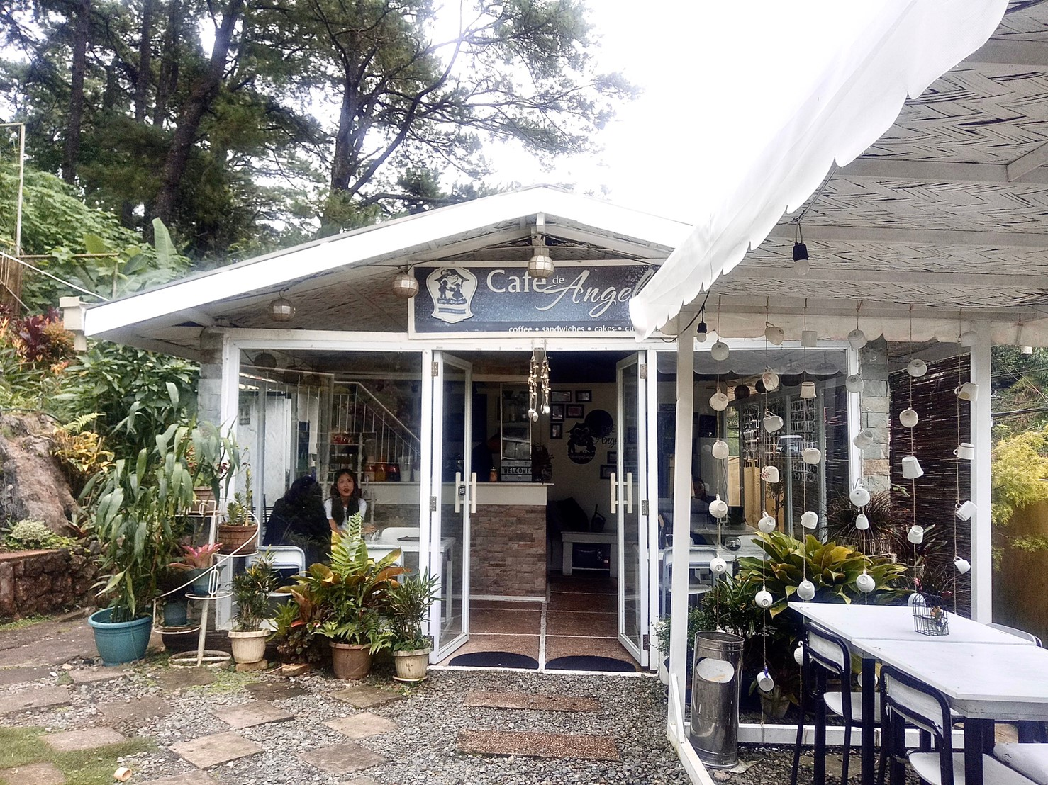 碧瑤網美咖啡廳