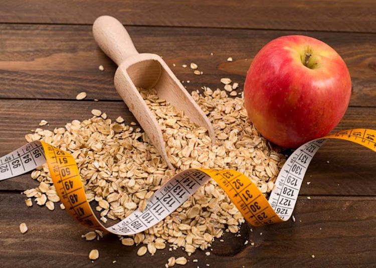 Rolled oats and apples are both low GI foods.