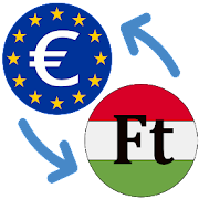 Euro to Hungarian forint / EUR to HUF Converter