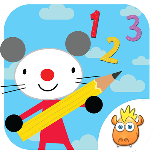 Arty Mouse Numbers (game)