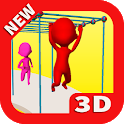 Crowd Race 3D - Stickman Fun Run icon