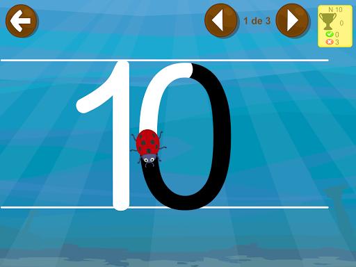 Matemáticas con Grin I 4,5,6 años primeros números screenshots 2