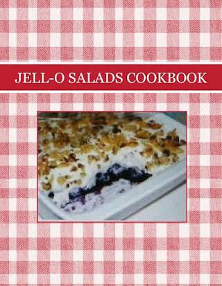 JELL-O  SALADS  COOKBOOK