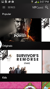 How to play STARZ  free download for iphone