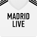 Real Live: Unofficial football app for Madrid Fans icon