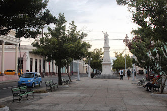 Photo: El Prado in Cienfuegos