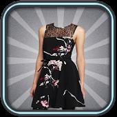Lady Party Wear Photo Suit APK for Bluestacks