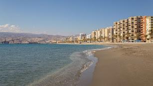 Playa de San Miguel.