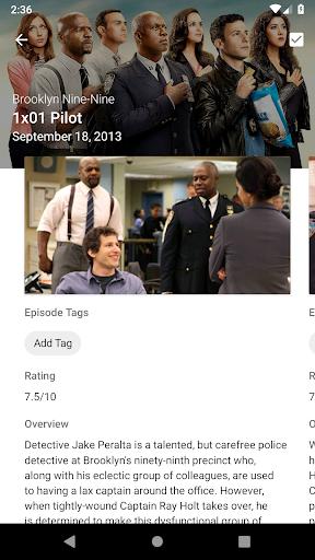 TV Show Favs screenshot 7