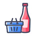 Anaj Bhandar Supermart (Best Grocery Super Mart), Morabadi, Ranchi logo