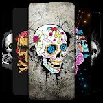 Skull Wallpaper ☠️ icon
