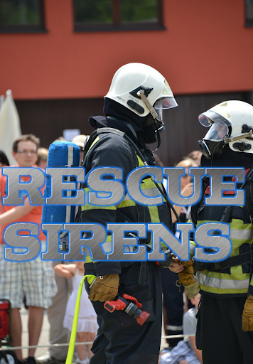 Rescue Sirens and Games - Kids