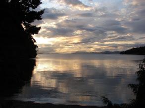 Photo: Sunset at James Bay.