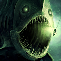 scary monster wallpaper icon