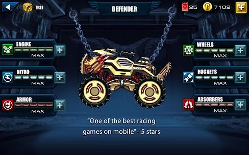Mad Truck Challenge – Shooting Fun Race 7