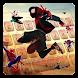 最新版、クールな Into The Spider Verse のテーマキーボード