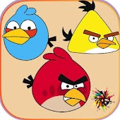 Tải How To Draw Angry Birds 2 For Free APK