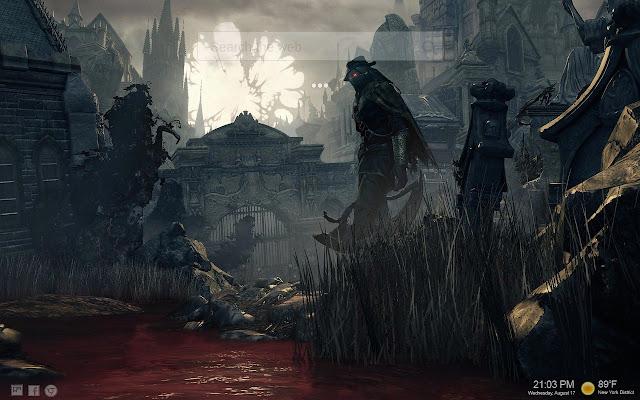 Bloodborne Tab Hd