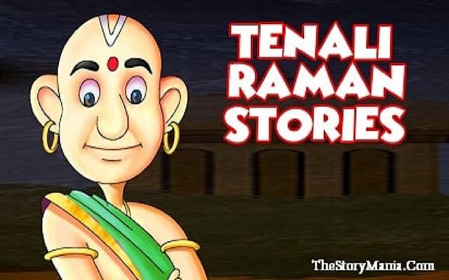 Tenali Rama Moral Stories In English