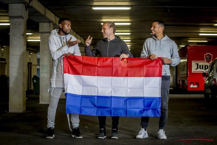 Les supporters néerlandais soutiendront le FC Bruges