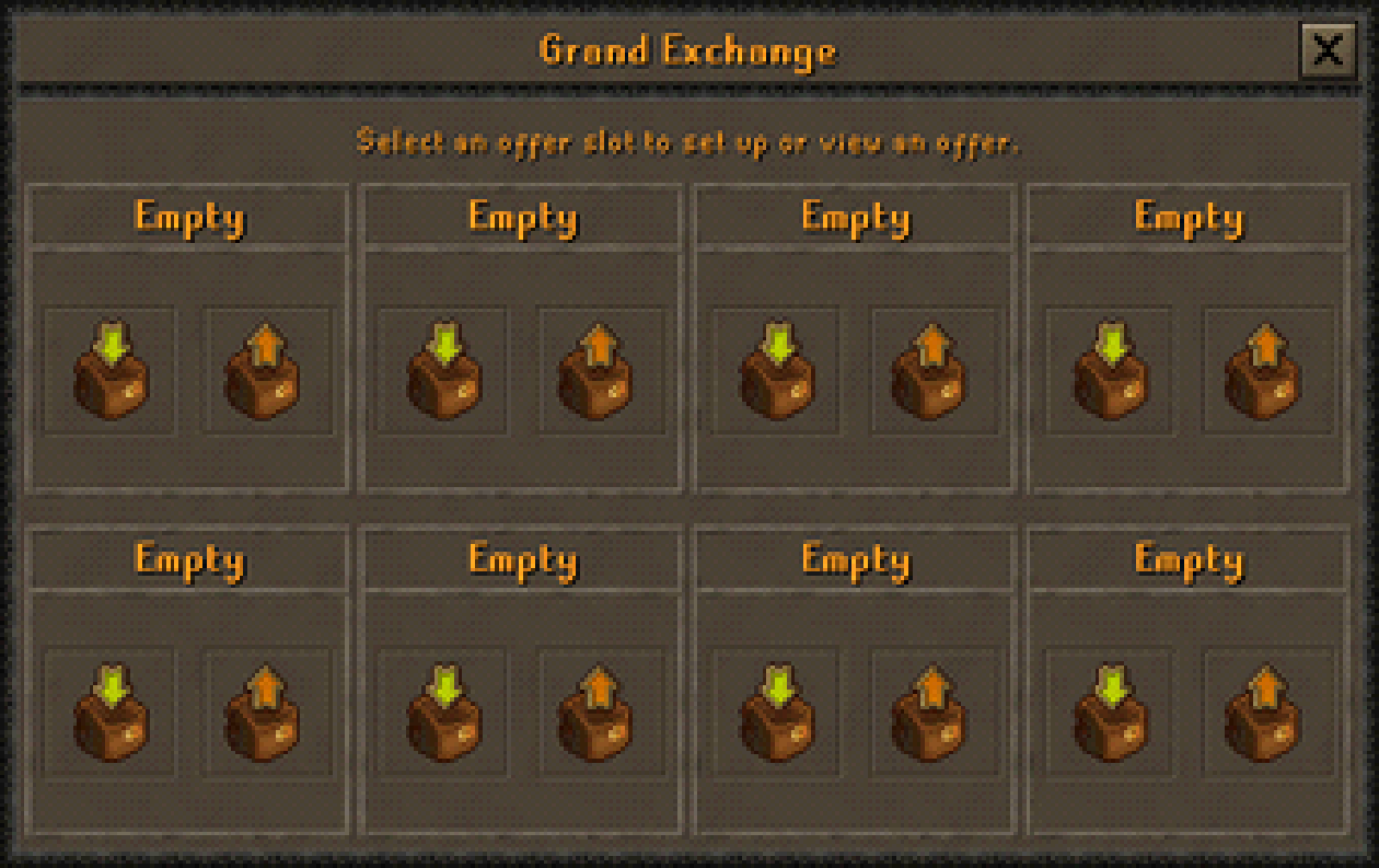 grand exchange osrs